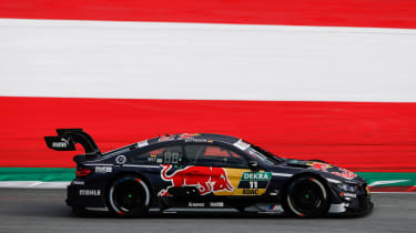 DTM Round 8 Austria - M4 profile