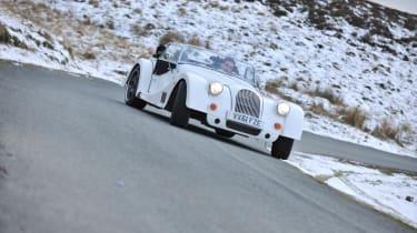 Video: 2012 Morgan Plus 8 review