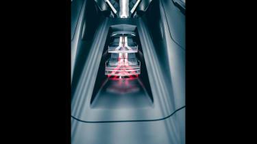 Lamborghini Terzo Millennio - bay