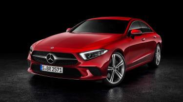 Mercedes-Benz CLS – front quarter