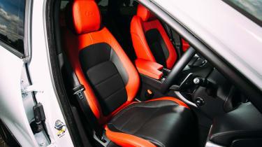 Jaguar F-Pace - Seats