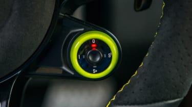 TechArt GTStreet R - Driving modes