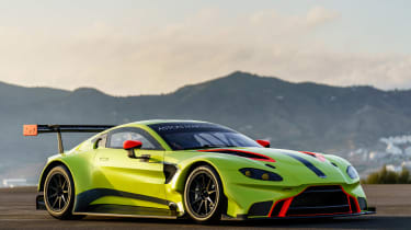 Aston Martin Racing Vantage GTE - front quarter