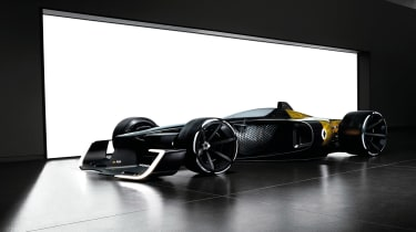 Renault R.S. Vision 2027 - front three quarter