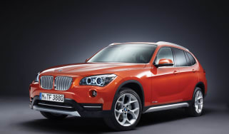 New York show: 300bhp BMW X1