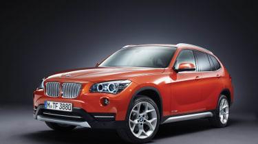 New York show: 300bhp BMW X1