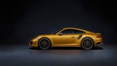 Porsche 911 Turbo S Exclusive Series - Side