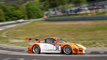 Porsche 911 GT3 R hybrid – Nurburgring