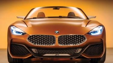 BMW Z4 Concept - front