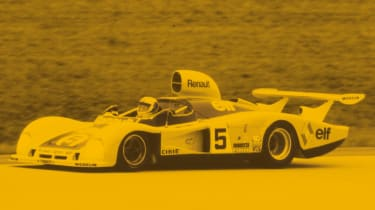 Renault-Alpine A442