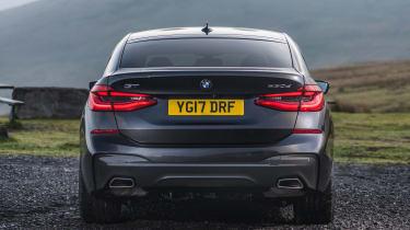 BMW 6-series GT 630d - rear
