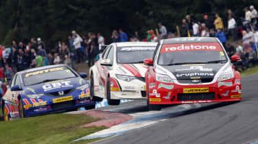 British Touring Car Championship Round 7: Knockhill