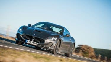 Maserati GranTurismo - driving 2