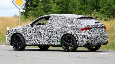 Audi RS Q3 Sportback - rear quarter