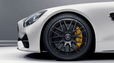 Mercedes-AMG GT C Roadster Edition 50 - front wheel