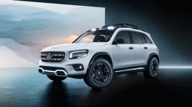 Mercedes GLB Concept - side