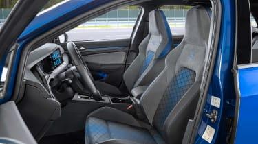 Mk8 Volkswagen Golf R – seats