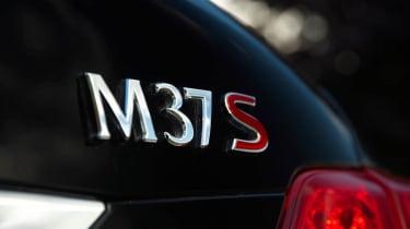 Infiniti M37s saloon review
