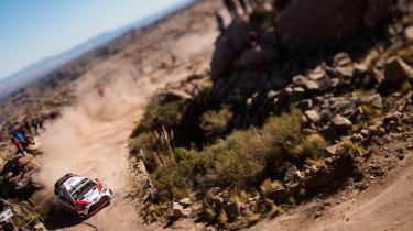 WRC R5 Argentina - Toyota 5