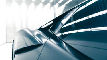 Lamborghini Terzo Millennio - detail