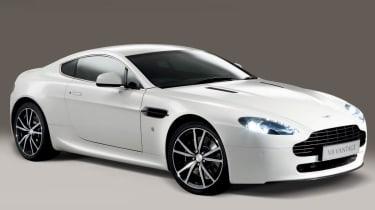 Aston Martin V8 Vantage N420 front static