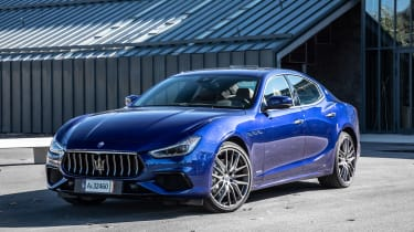 Maserati Ghibli MY2021 – front quarter