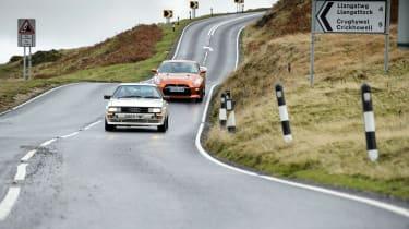 GT-R vs Quattro - quattro