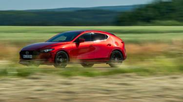New 2019 Mazda 3 Skyactiv-X review – impressive hatchback