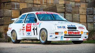 1990 Rob Gravett Ford Sierra RS500 BTCC