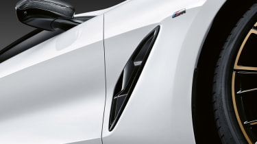 BMW M Performance parts side vent