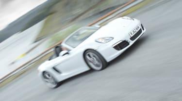 Best convertible cars: Porsche Boxster S
