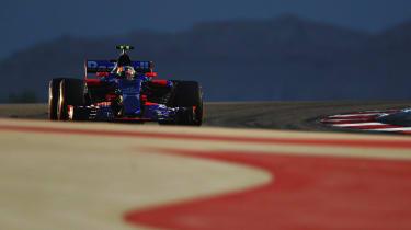 Bahrain Gran Prix 2017 - Toro Rosso