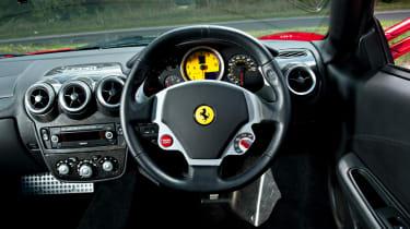 Ferrari F430 interior
