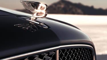Bentley Mulsanne badge