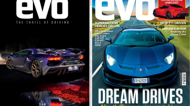 evo issue 258 cover
