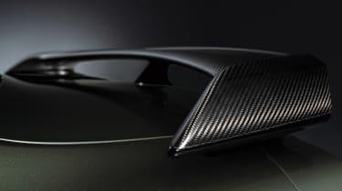MY22 Nissan GT-R T-spec – wing