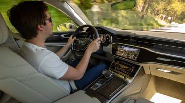 2018 Audi A6 - dash