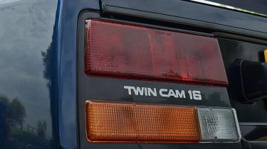 Toyota MR2 Mk1 – rear light