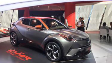 Toyota CH-R Hy-Power frankfurt