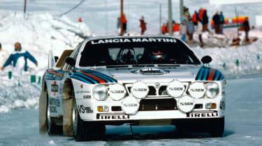 Lancia 037 – front