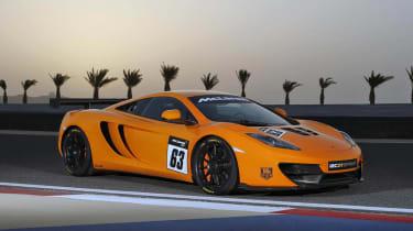 McLaren 12C GT Sprint edition