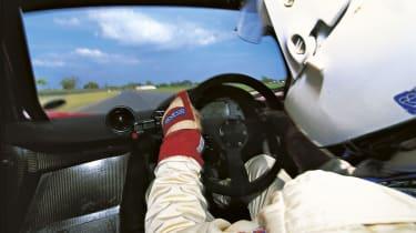 Mark Hales drives McLaren F1 GTR