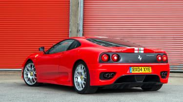 Ferrari 360 Challenge Stradale rear