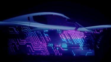 Rimac Concept Two teaser