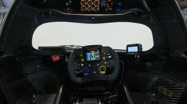 2021 Praga R1 interior