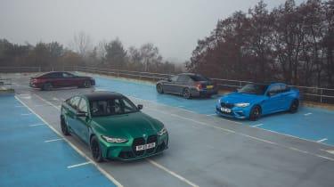 BMW M range
