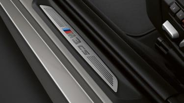 BMW M3 CS  – sill