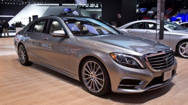 Mercedes-Benz S600 launched at Detroit motor show