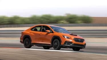 All-new 2022 Subaru WRX – action