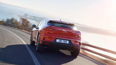 Jaguar i-Pace - rear